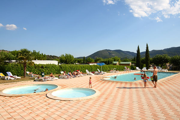 Camping vaucluse en provence saint marcellin les vaisons for Camping vaucluse piscine