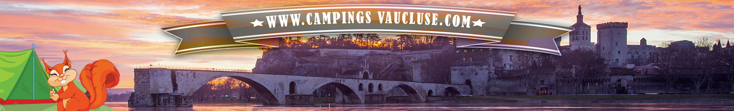 Campings Vaucluse
